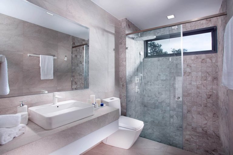 baño-gris